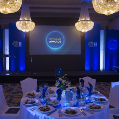 Excellence awards William Hill