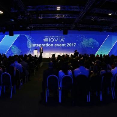 IQVIA - Integration event 2017