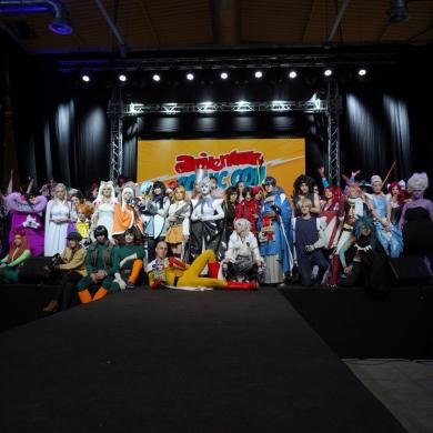 Aniventure Comic Con 2018