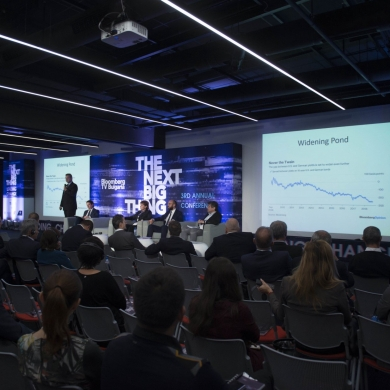 The Next Big Thing - Bloomberg Conference