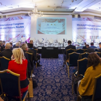 2nd International Congress on World Civilizations and historic Routes