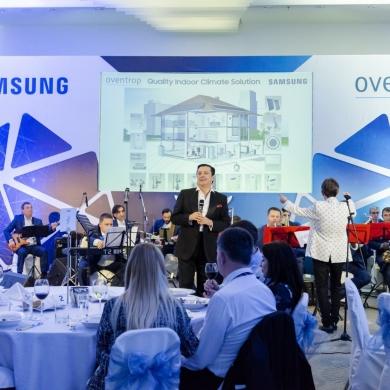Oventrop & Samsung
