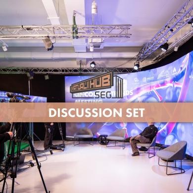 Discussion set